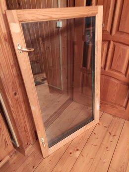 Окна - Деревянные оконные рамы стеклопакет, 0