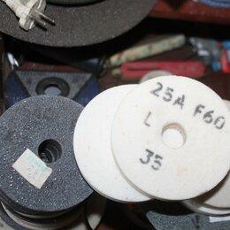Станки и приспособления для заточки - круги наждачные 100мм, 0