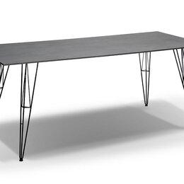 Столы и столики - Обеденный стол 180х80 см Руссо RC658-180-80-SHT-T, 0