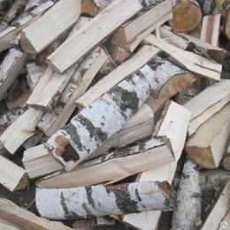 Дрова - Колотые березовые дрова для каминов в мешках, 0