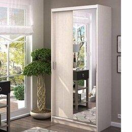 Шкафы, стенки, гарнитуры - Шкаф купе двухдверный Альянс 1.0, 0