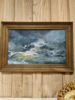 Картины, постеры, гобелены, панно - Редкостно хорошая копия картины И. К. Айвазовского, 0