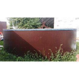 Бассейны - Сборный морозоустойчивый бассейн ODYSSEY 3,66х1,25 м, 0