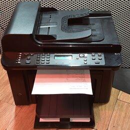 Принтеры и МФУ - МФУ  HP LaserJet 1536dnf (лазерное ч/б), 0