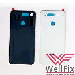 Корпусные детали - Задняя крышка для Huawei Honor View 20 белая, 0