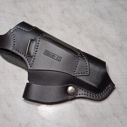Кобуры - Кобура Глок 17 / Glock-17 поясная симметричная, 0