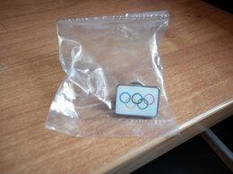 Жетоны, медали и значки - Значок - Олимпийские игры, 0