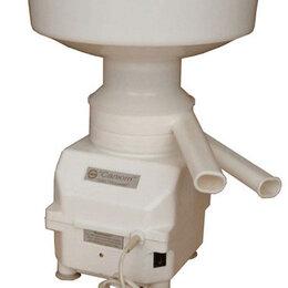 Прочая техника - Сепаратор электрический - выработка 50литров/час (двигатель без электрощеток), 0