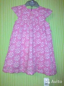 Платья и юбки - Новый к-т платье+ трусы+ панама Mothercare 12-18 м, 0
