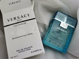 Парфюмерия - Versace Man Eau Fraiche тестер , 0