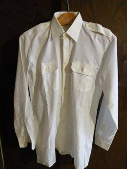 Рубашки - Рубашка с погончиками, 0