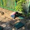 Резиновая Плитка 40 мм (возможно монтаж нами) по цене 1350₽ - Садовые дорожки и покрытия, фото 5