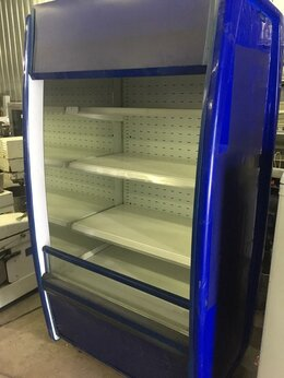 Холодильные витрины - Холодильная горка 106см, 0