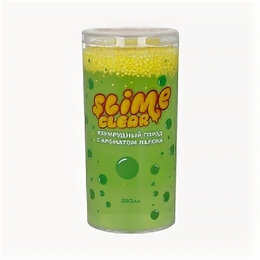 "Автокресла - Слайм «Slime» Clear-slime ""Изумрудный город"" с ароматом яблока, 0"