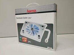 Аксессуары и запчасти для ноутбуков - Подставка с охлаждением для ноутбука HAMA, 0