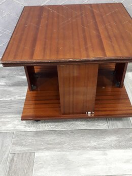 Столы и столики - Журнальный стол и тумба под телевизор, 0