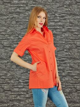 Блузки и кофточки - Рубашка р.50-52, 0