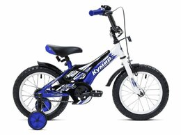 Велосипеды - Велосипед двухколесный Кумир А1405 синий, 0