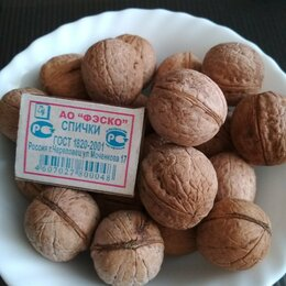 Продукты - Орехи грецкие и фундук, 0
