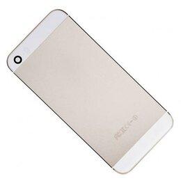 Корпусные детали - iPhone 5S корпус для Apple iPhone 5S, золотой, 0