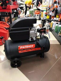 Воздушные компрессоры - Поршневой масляный компрессор PATRIOT…, 0