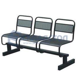 Мебель для учреждений - Многоместные секции стульев, 0