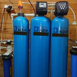 Фильтры для воды и комплектующие - Система водоочистки / Умягчение воды, 0