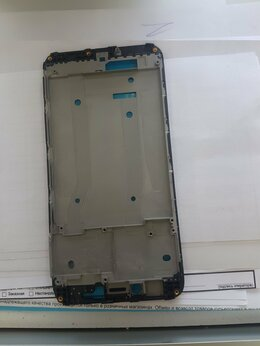 Корпусные детали - Рамка дисплея (средняя часть) Xiaomi RedMi 4X…, 0