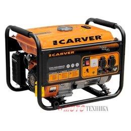Электрогенераторы и станции - Генератор бензиновый Carver PPG-2500, 0