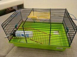 Клетки и домики  - Клетка для грызунов оцинкованная inter-zoo teddy, 0