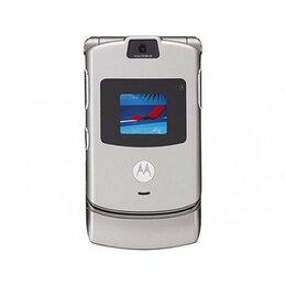 Мобильные телефоны - Motorola RAZR V3i grey, 0