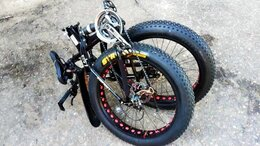 Велосипеды - Фэтбайк Новый, 0