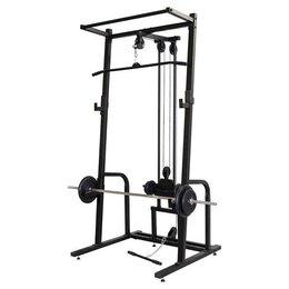 Тренажеры со встроенными и свободными весами - Спортивный комплекс Максима, 0
