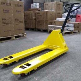 Грузоподъемное оборудование - Рохля 2.5 тонн (тележка гидравлическая), 0