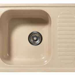 Кухонные мойки - Кухонная мойка 11 песочная, 0
