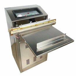 Упаковочное оборудование - Бескамерный вакуумный упаковщик с…, 0