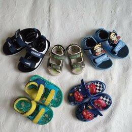 Обувь для малышей - Сандалии на мальчика с 21-28 разм, 0