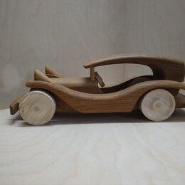 Модели - Ретро автомобиль из дуба, 0