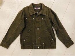 Куртки и пуховики - Джинсовая куртка, 0