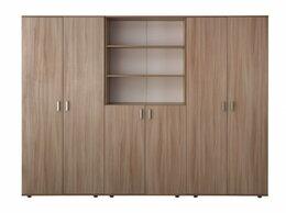 Шкафы для документов - Шкаф для документов Акцент (модуль 9), 0