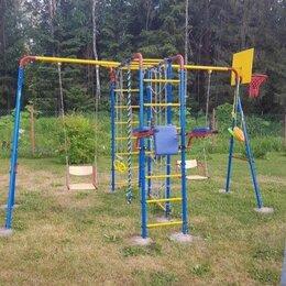 Игровые и спортивные комплексы и горки - Детский уличный комплекс для дачи макси , 0