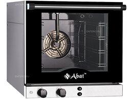Жарочные и пекарские шкафы - Печь конвекционная Abat КПП-4-1/2Э, 0