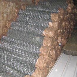 Заборчики, сетки и бордюрные ленты - Сетка рабица оцинкованная Змиевка, 0