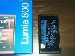 Мобильные телефоны - Телефон Nokia Lumina 800, 0