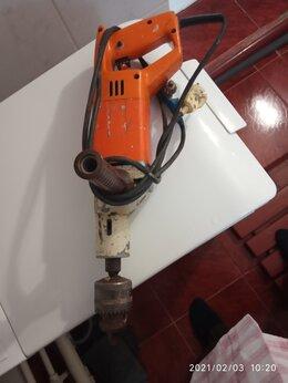 Дрели и строительные миксеры - Электродрель ИЭ-1035У2, 0