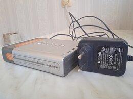 Проводные роутеры и коммутаторы - Сетевой коммутатор (свитч, switch) D-Link DES-1005, 0