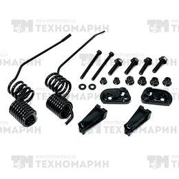 Аксессуары и комплектующие - Скребки для охлаждения склизов SM-12597, 0