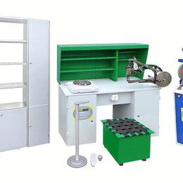Производственно-техническое оборудование - Комплект обувщика для открытия сапожной мастерской, 0