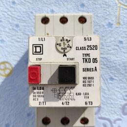 Реле - Реле выключатель защиты мотора Square В Class 2520 TKD 05 Starkstrom, 0