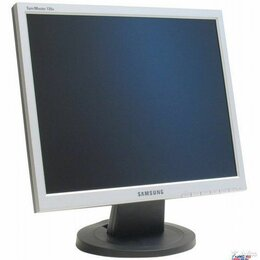 Мониторы - LCD monitor ЖК монитор 17'' Samsung 720N VGA+DVI-I, 0